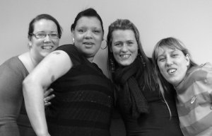 Our MD met these women whilst researching female offenders and those at risk of offending in 2009. They may never have been in prison, or even offended, but kindly gave permission for this photo to be taken and used.