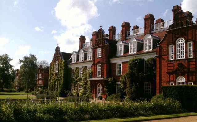 Sidgwick Hall, Newnham College, Cambridge University